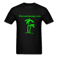 T-Shirts ~ Men's T-Shirt ~ Site Name with an Island feel