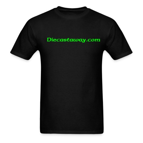 Site Name shirt - Men's T-Shirt