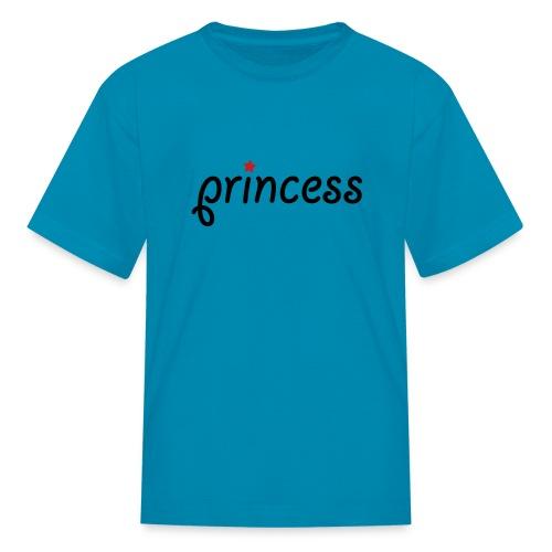 Princess Little Girl's Tee - Kids' T-Shirt