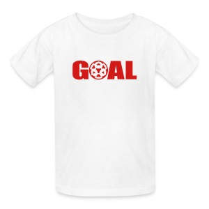 GOAL Kid's Tee - Kids' T-Shirt