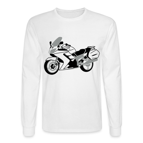 Yamaha FJR1300 (White) - Men's Long Sleeve T-Shirt