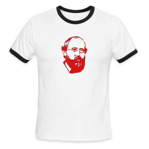 Bernhard Riemann - Men's Ringer T-Shirt