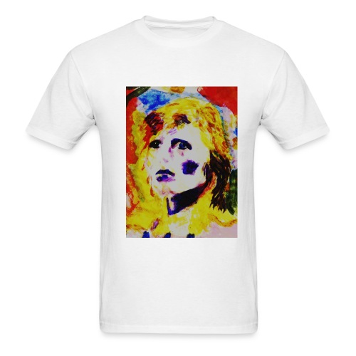 T-Shirt, picture on front - Men's T-Shirt