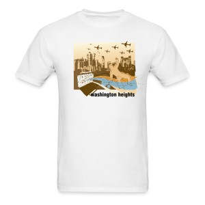 Washington Heights - Men's T-Shirt