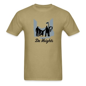 Da Heights - Men's T-Shirt