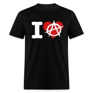 Anarchy Love Lightweight Tee - Men's T-Shirt