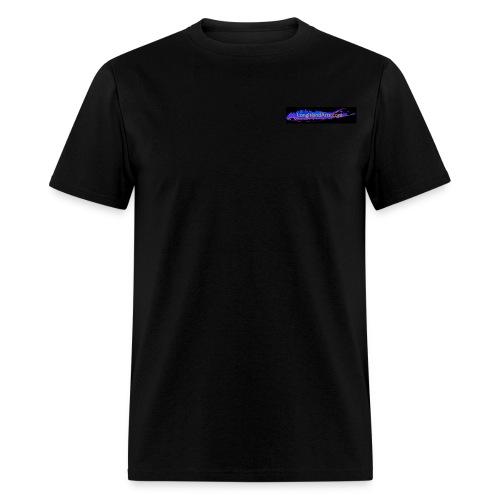 LongIslandArts.com logo T-Shirt - Men's T-Shirt