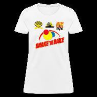 T-Shirts ~ Women's T-Shirt ~ SHAKE AND BAKE Women T-Shirt