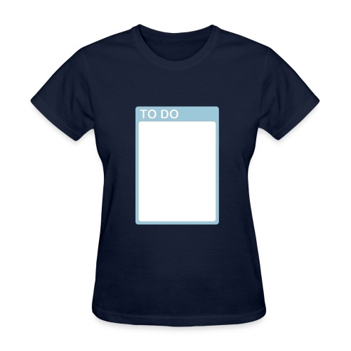 Blank Day - Women's T-Shirt