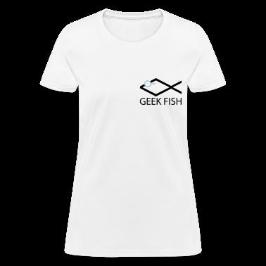 White Geek Fish Women