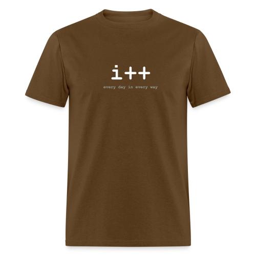 i++ - Men's T-Shirt