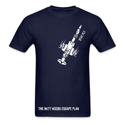 Stay Fly Tee - Men's T-Shirt