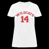 T-Shirts ~ Women's T-Shirt ~ MUSICAL WILDCATS - HIGH SCHOOL COSTUME