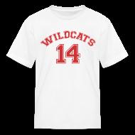 Kids' Shirts ~ Kids' T-Shirt ~ SCHOOL MUSICAL WILDCATS - HIGH SCHOOL COSTUME Kids T-Shirt