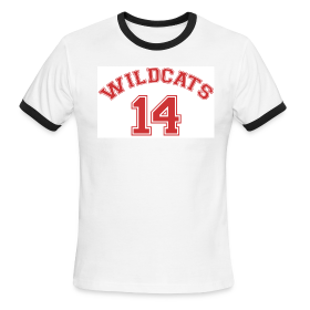 MUSICAL WILDCATS - HIGH SCHOOL COSTUME ~ 0