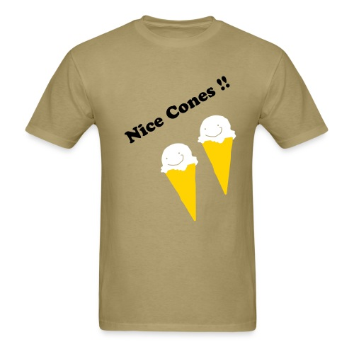 Cones - Men's T-Shirt