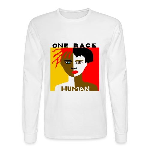 Anti-Racism Long-sleeve T-shirt - Men's Long Sleeve T-Shirt