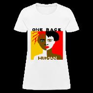 T-Shirts ~ Women's T-Shirt ~ Anti-Racism T-shirt