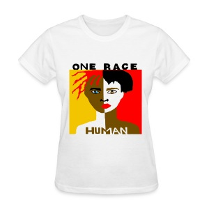 Anti-Racism T-shirt - Women's T-Shirt