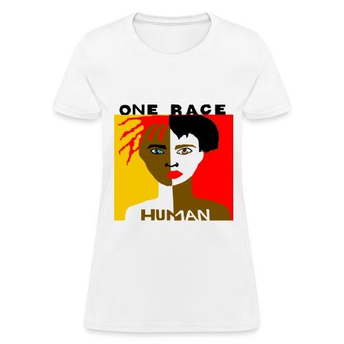Anti-Racism T-shirt - Women's T-Shirt