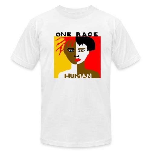 Anti-Racism T-shirt - Men's Fine Jersey T-Shirt