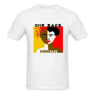 T-Shirts ~ Men's T-Shirt ~ Anti-Racism T-shirt