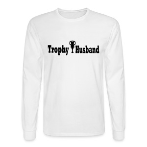 husband ??? - Men's Long Sleeve T-Shirt