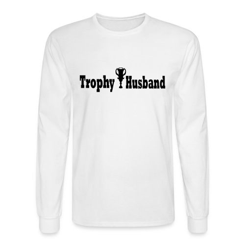 husband ??? - Men's Long Sleeve T-Shirt