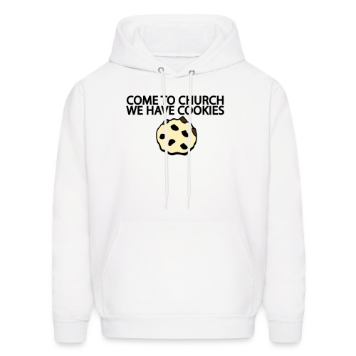 Church has Cookies - Men's Hoodie