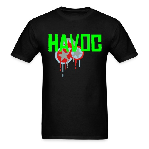 Havoc Stars - Men's T-Shirt