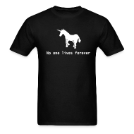 T-Shirts ~ Men's T-Shirt ~ The Unicorn - BLADE RUNNER Ultimate Collector's Edition T-Shirt