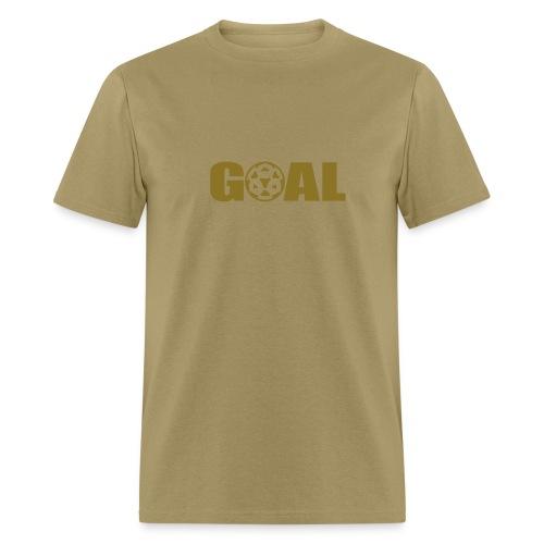 GOAL - Men's T-Shirt