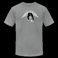 T-Shirts ~ Men's T-Shirt by American Apparel ~ [drinkingangel]