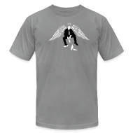 T-Shirts ~ Men's T-Shirt by American Apparel ~ [drinkingangel]
