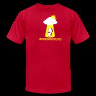 T-Shirts ~ Men's T-Shirt by American Apparel ~ [poop]