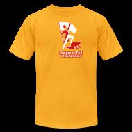 T-Shirts ~ Men's T-Shirt by American Apparel ~ [dickholes]