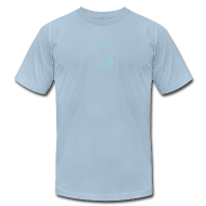 T-Shirts ~ Men's T-Shirt by American Apparel ~ [birdjar]