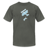 T-Shirts ~ Men's T-Shirt by American Apparel ~ [tigerbomb]