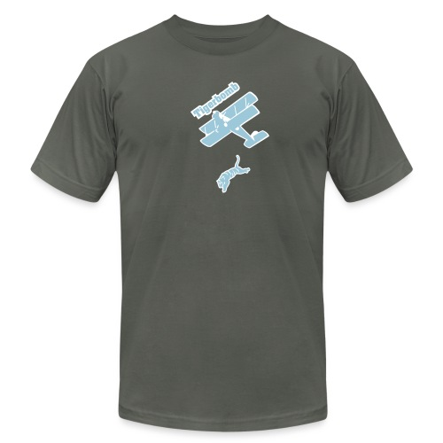 [tigerbomb] - Men's T-Shirt by American Apparel