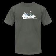 T-Shirts ~ Men's T-Shirt by American Apparel ~ [heaven]