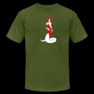 T-Shirts ~ Men's T-Shirt by American Apparel ~ [hades]