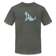T-Shirts ~ Men's T-Shirt by American Apparel ~ [life]