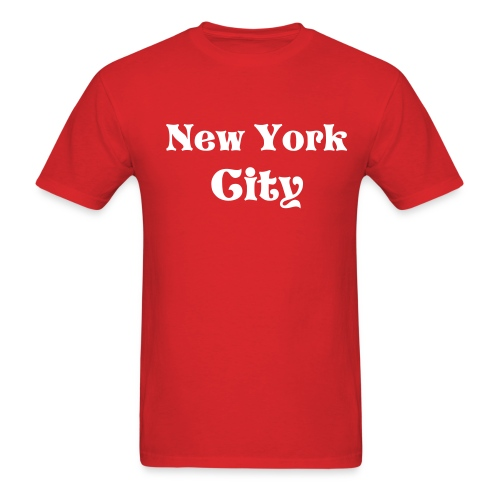 New York City - Men - Men's T-Shirt