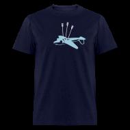 T-Shirts ~ Men's T-Shirt ~ [planehunt]