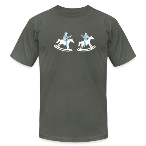 [chase] - Men's T-Shirt by American Apparel