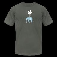 T-Shirts ~ Men's T-Shirt by American Apparel ~ [elephant]