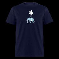 T-Shirts ~ Men's T-Shirt ~ [elephant]