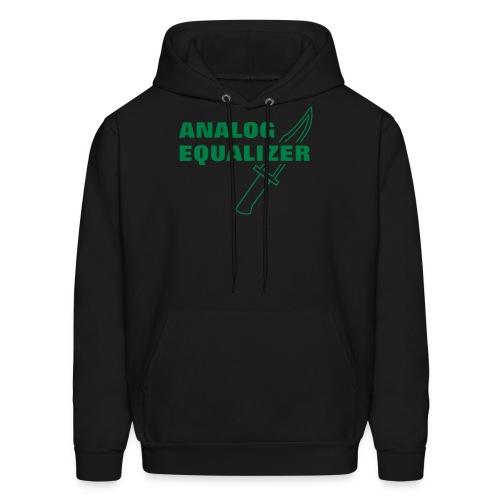 Analog Equalizer - Men's Hoodie