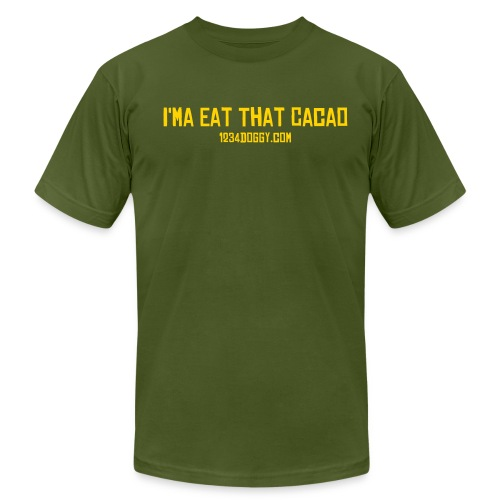 I'ma Eat That Cacao  - Men's Fine Jersey T-Shirt