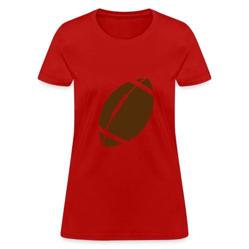 Football Lover - Women's T-Shirt